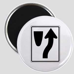 Keep Right 2 - USA Magnet