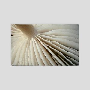 Mushroom 3'x5' area rug