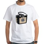 The Brownie Bullet White T-Shirt