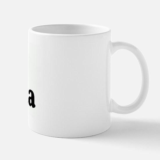 I Love Tequila Mug