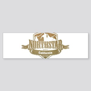 Northstar California Ski Resort 4 Bumper Sticker