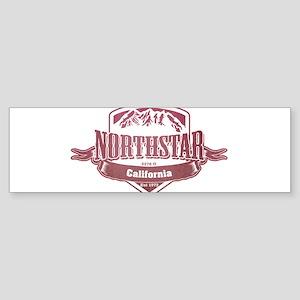 Northstar California Ski Resort 2 Bumper Sticker