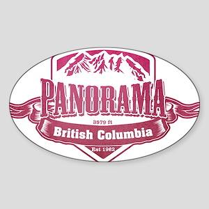Panorama British Columbia Ski Resort 2 Sticker