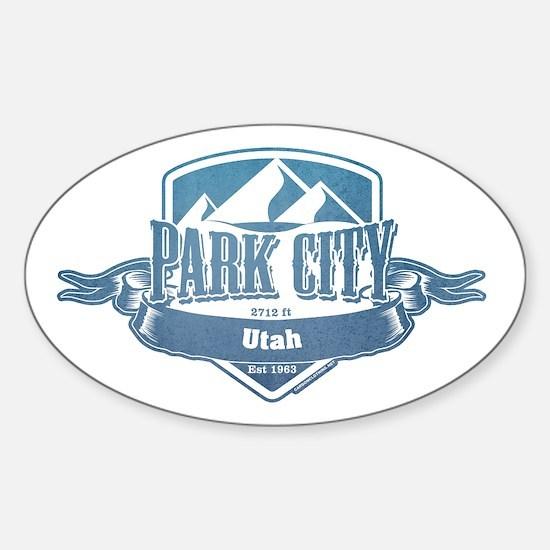 Park City Utah Ski Resort 1 Decal