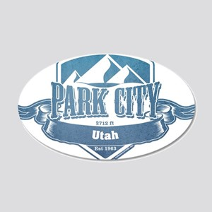 Park City Utah Ski Resort 1 Wall Sticker