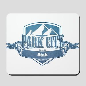 Park City Utah Ski Resort 1 Mousepad