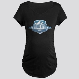 Park City Utah Ski Resort 1 Maternity T-Shirt