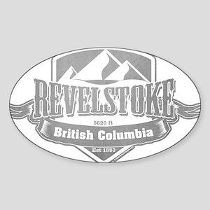 Revel Stoke British Columbia Ski Resort 5 Sticker