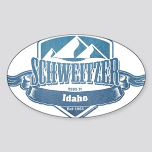 Schweitzer Idaho Ski Resort 1 Sticker