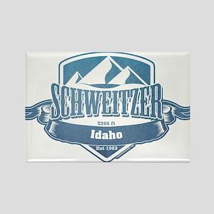 Schweitzer Idaho Ski Resort 1 Magnets