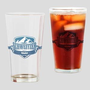 Schweitzer Idaho Ski Resort 1 Drinking Glass