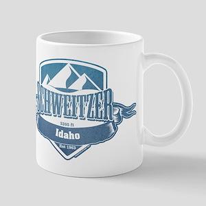 Schweitzer Idaho Ski Resort 1 Mugs