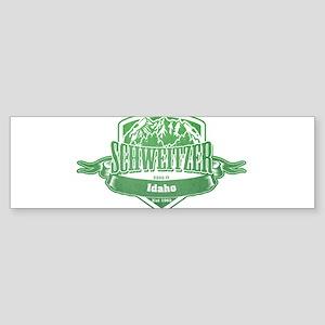 Schweitzer Idaho Ski Resort 3 Bumper Sticker