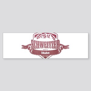Schweitzer Idaho Ski Resort 2 Bumper Sticker