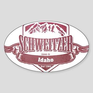Schweitzer Idaho Ski Resort 2 Sticker