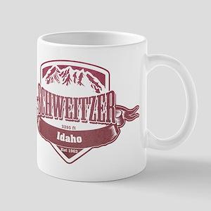 Schweitzer Idaho Ski Resort 2 Mugs