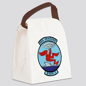 rvah-3 Canvas Lunch Bag