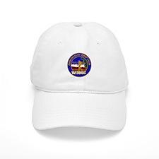 W3bqc_logo Baseball Cap