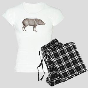 Peccary Pig - Javelina Pajamas
