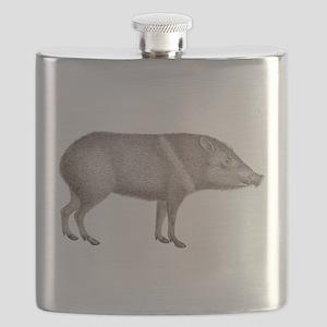 Peccary Pig - Javelina Flask