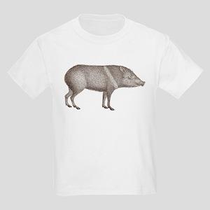 Peccary Pig - Javelina T-Shirt