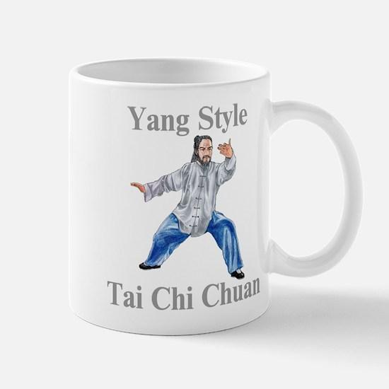 Yang Tai Chi Chuan Mug