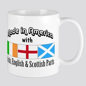 Irish-English-Scottish Mug
