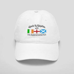 Irish-English-Scottish Cap