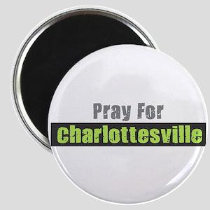 Pray for Charlottesville Magnets