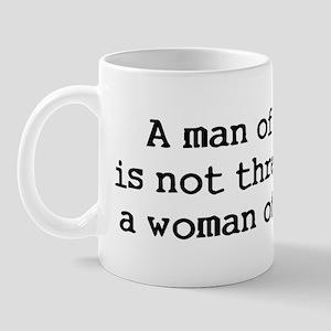 A man of quality Mug