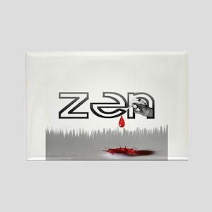 Zen Rectangle Magnet