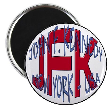 JFK New York USA Magnet