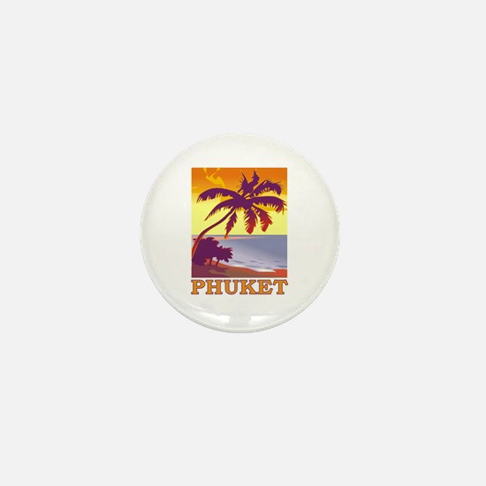 Unique Phuket Mini Button