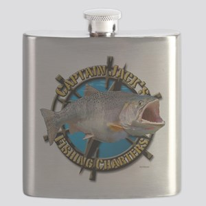 Captain Jack's Fishing charters Flask