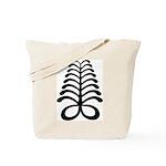 AYA Adinkra Symbol Tote Bag