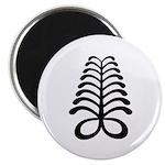 AYA Adinkra Symbol Magnet