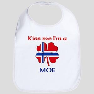 Moe Family Bib