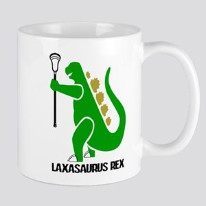 Lacrosse Laxasaurus Rex Mug