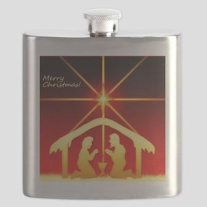 Christmas002a Flask