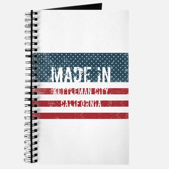 Made in Kettleman City, California Journal