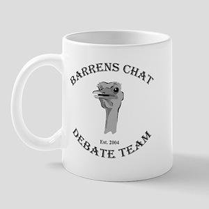 Barrens Chat Debate Team Mug