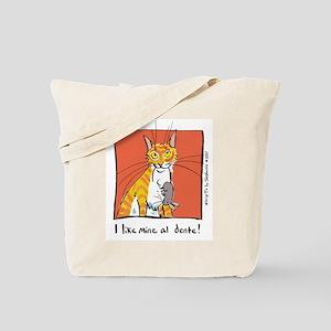 Al Dente Tote Bag