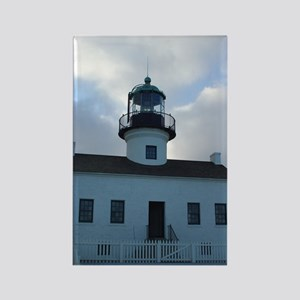 Point Loma Lighthouse Rectangle Magnet