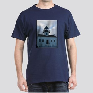 Point Loma Lighthouse Dark T-Shirt