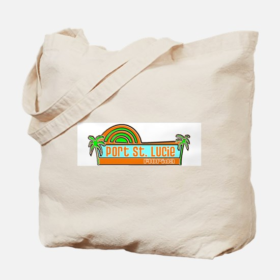 Port St. Lucie, Florida Tote Bag