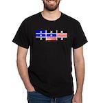 Tic Tac America Dark T-Shirt