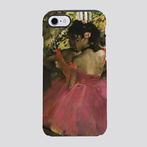 Dancers in Pink by Edgar Degas iPhone 7 Tough Case