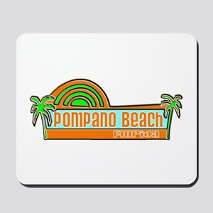 Pompano Beach, Florida Mousepad