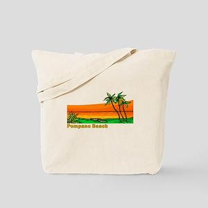 Pompano Beach, Florida Tote Bag