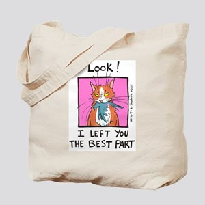 Best Part Tote Bag